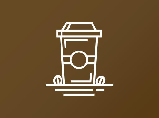 Создание логотипа для кафе