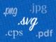 форматы графических файлов png, jpg, svg, eps, pdf