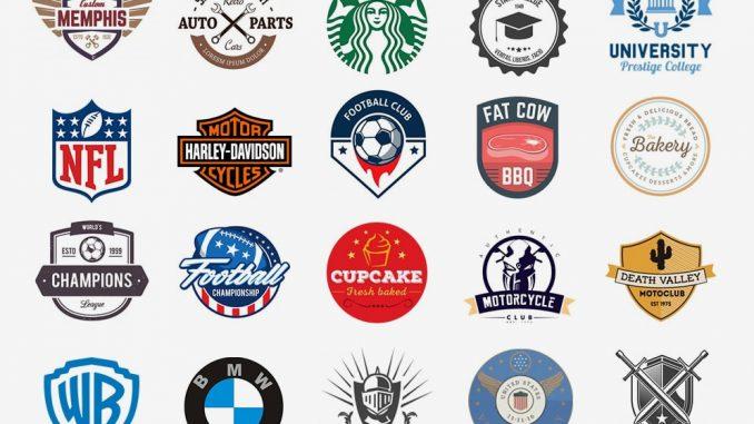 2013462f418 Как создать современный (модерн) логотип  советы и примеры