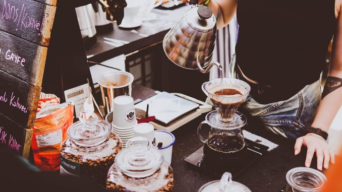 Мини-кафе