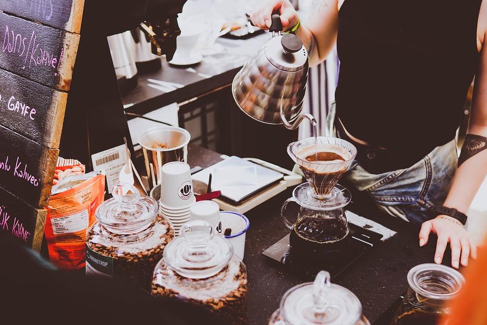 Мини-кофейня
