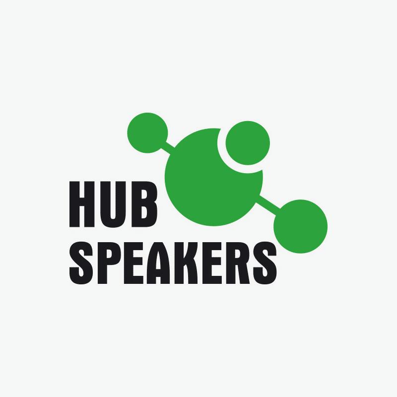 Круглый логотип