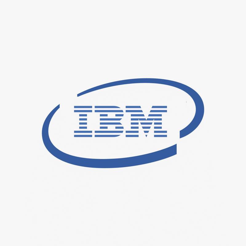 Логотип с линиями