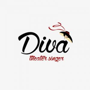 Логотип певца