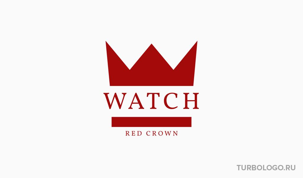 Логотип для канала YouTube корона