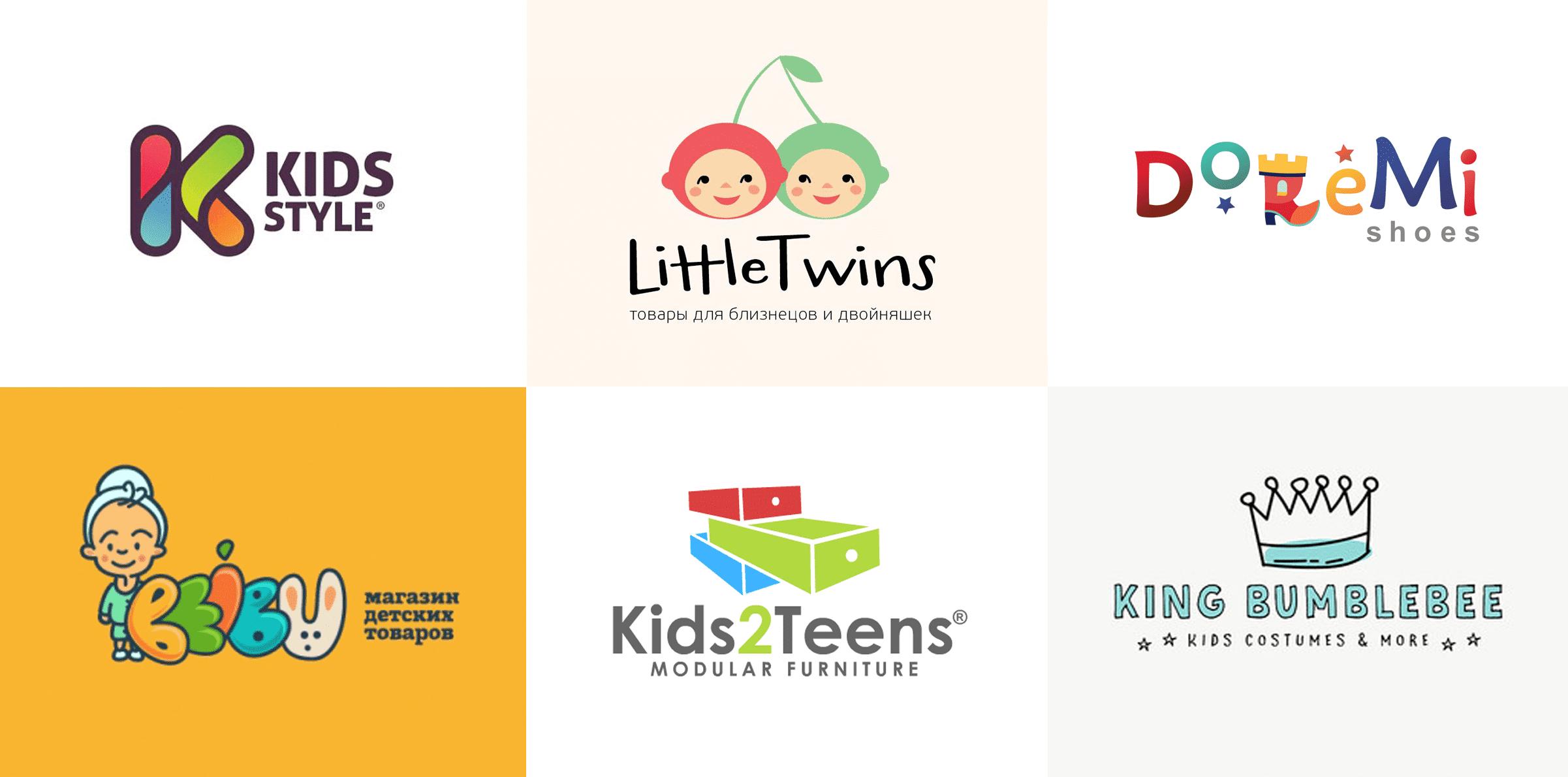 758828b17e4 Рекомендации по созданию логотипа для интернет-магазина одежды ...