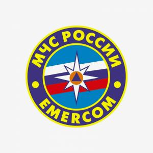 Логотип МЧС России