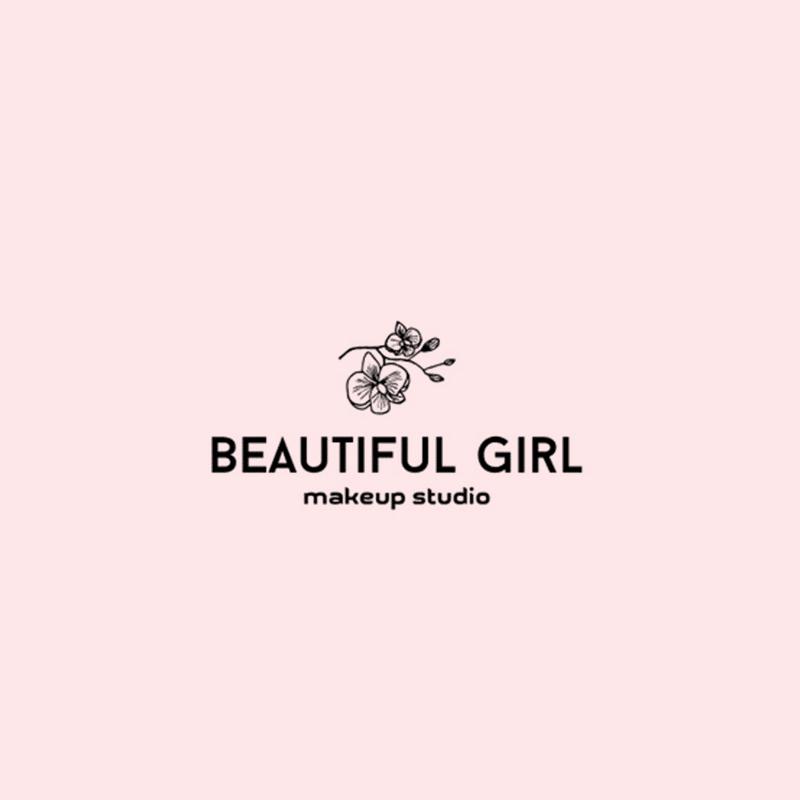 Beautiful girlmakeup
