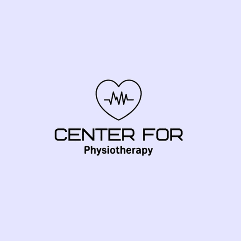 Center fof physiotherapy logotipe