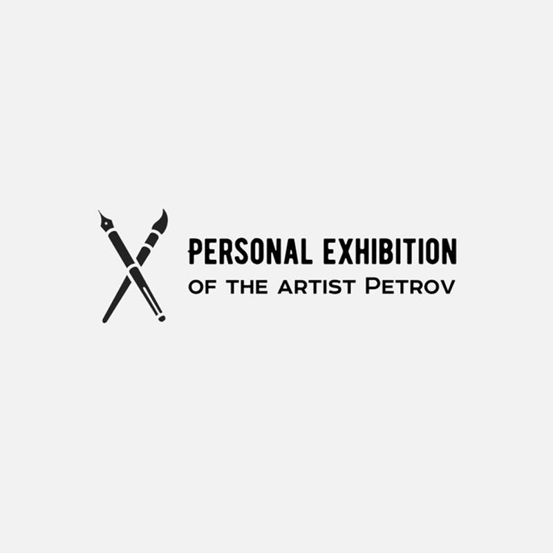 Personal Exhibition Petrov