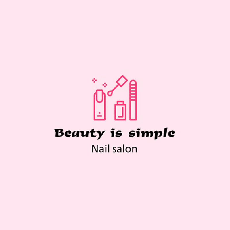 Логотип Beauty is simple