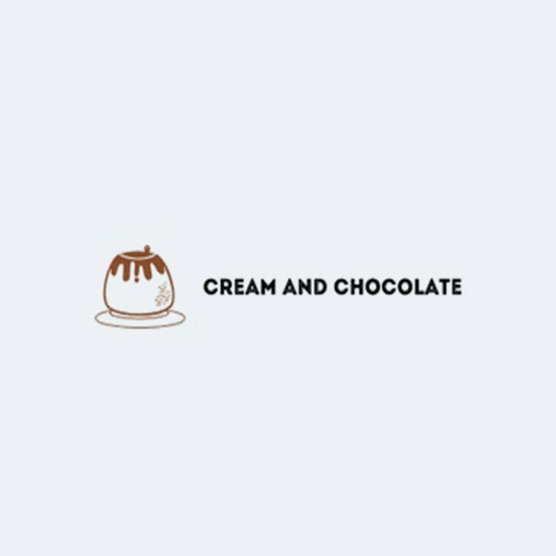 CREAM AND CHOCOLATE