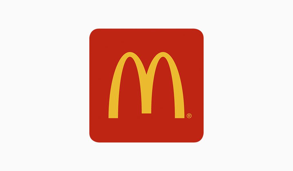 Mc`Donalds 2018 логотип