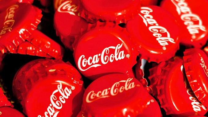 Кока-кола, история логотипа