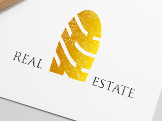 real estate логотип