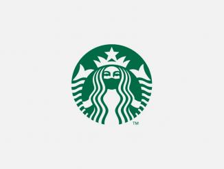 starbucks covid logo