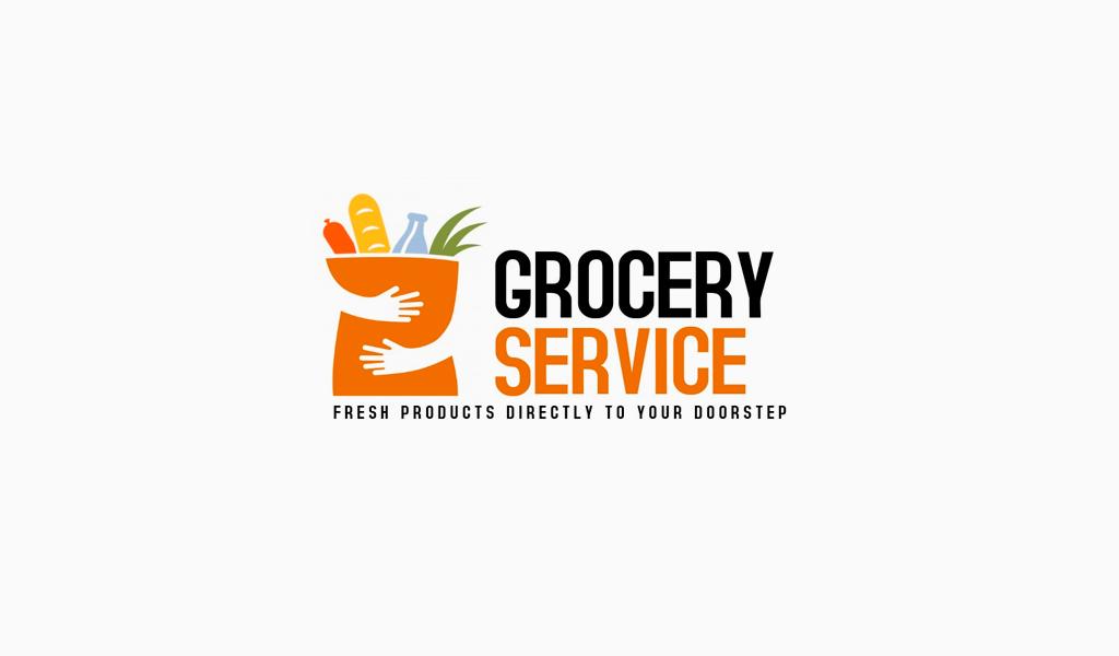 Логотип для доставки