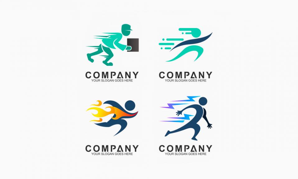 Доставка логотипы